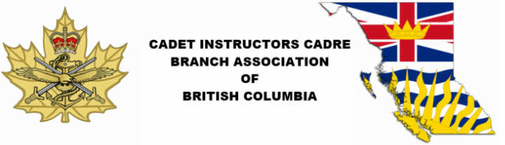 Cadet Instructors Cadre Branch Association of BC